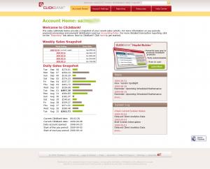 Clickbank leden gedeelte